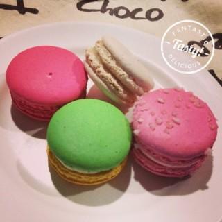 macarons -  dari Dean & Deluca (สีลม) di สีลม |Bangkok