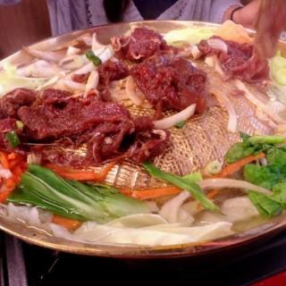 dari 韓鄉韓國料理 (西屯區) di 西屯區 |Taichung