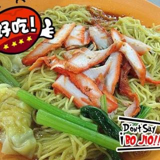 Wanton Noodle - 位于惹蘭勿剎的国记云吞面 (惹蘭勿剎) | 新加坡