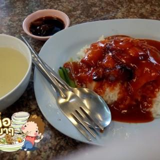ข้าวหมูแดง - ในบางไผ่ จากร้านบิ๊ก ดั๊ก (บางไผ่)|กรุงเทพและปริมลฑล