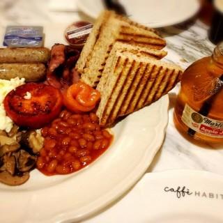 All Day Breakfast - All da best! - 位於銅鑼灣的HABITŪ table (銅鑼灣) | 香港