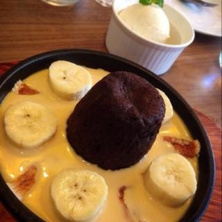 Chocolate Lava -  dari Willy's Chocolate Dessert (บางระมาด) di บางระมาด |Bangkok