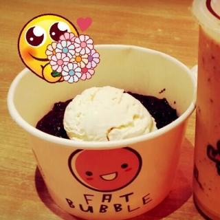 nice dessert - Pantai Indah Kapuk's Fat Bubble (Pantai Indah Kapuk)|Jakarta