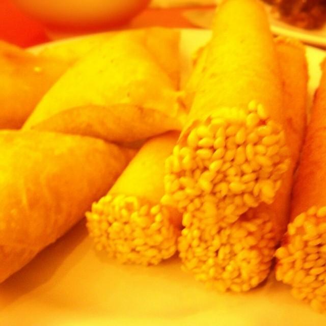 sambosa n roti gulung  - Hanamasa - Big Group - Pasar Minggu - Jakarta
