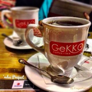 Hot tea - Mayjen Sungkono's Gekko Coffee (Mayjen Sungkono)|Surabaya