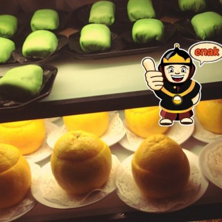 puding sunkist nd pancake durian - Medan's Nelayan Suki (Medan)|Other Cities