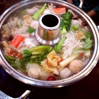 steamboat - Pantai Indah Kapuk's Cin Yen Steamboat & Chinese Food (Pantai Indah Kapuk)|Jakarta