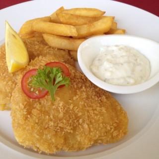 Fish N Chips - Mayjen Sungkono's Platinum Grill (Mayjen Sungkono)|Surabaya