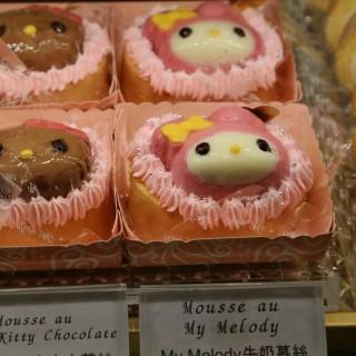 ใน銅鑼灣 จากร้านbaby Mon cher Cafe (銅鑼灣)|ฮ่องกง
