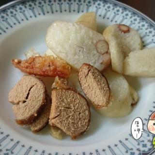 今日午餐:阿龍香腸熟肉。 -  dari 阿龍香腸熟肉 (中西區) di 中西區 |Tainan