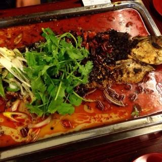 麻辣味烤魚細邊 -  荃灣 / Yaichi Ban Bashu Grill Shop (荃灣)|香港