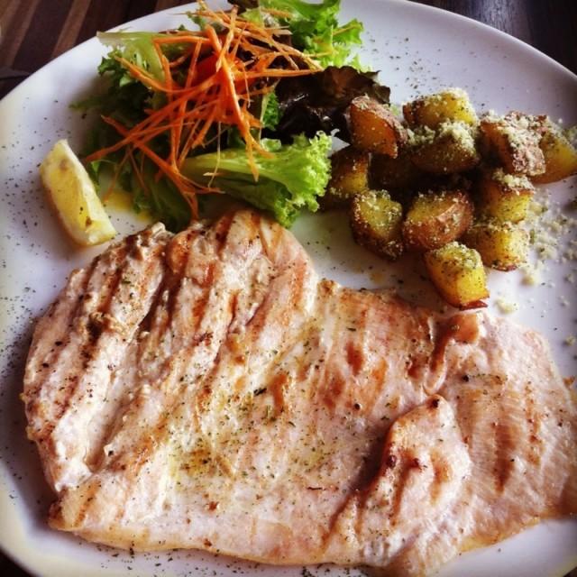 grill chicken breast - LaHagen - Pizza/Pasta - Mont Kiara - Klang Valley