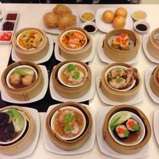 Buffet Dimsum -  dari Hong Kong Suki (ฮ่องกงสุกี้) (อ.ปากเกร็ด) di อ.ปากเกร็ด |Bangkok