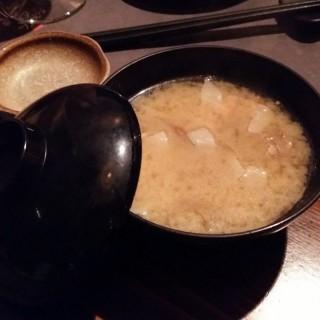 豚汁 -  dari Zushi ANA (銅鑼灣) di  |Hong Kong