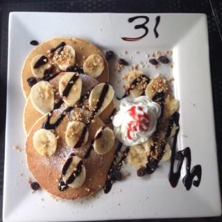 Banana Pancakes - 位于Kepong(甲洞)的Work31Shop (Kepong(甲洞)) | 雪隆区
