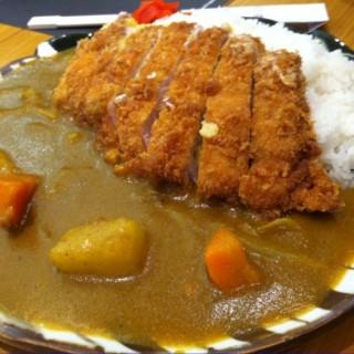 Katsucheese curry -  dari Ryu Ramen & Curry (Bel-Air ) di Bel-Air  |Metro Manila