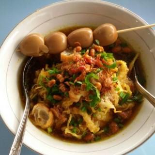bubur ayam  -  dari Bubur Ayam Pak Agus (Bekasi) di Bekasi |Jakarta