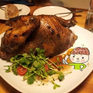 窯烤雞(半隻) - 位於鶯歌區的穎村食光 (鶯歌區) | 新北/基隆