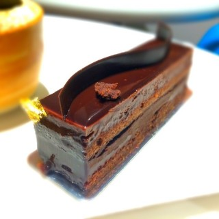 Chocolate Cake -  dari Paul Lafayet (沙田) di 沙田 |Hong Kong