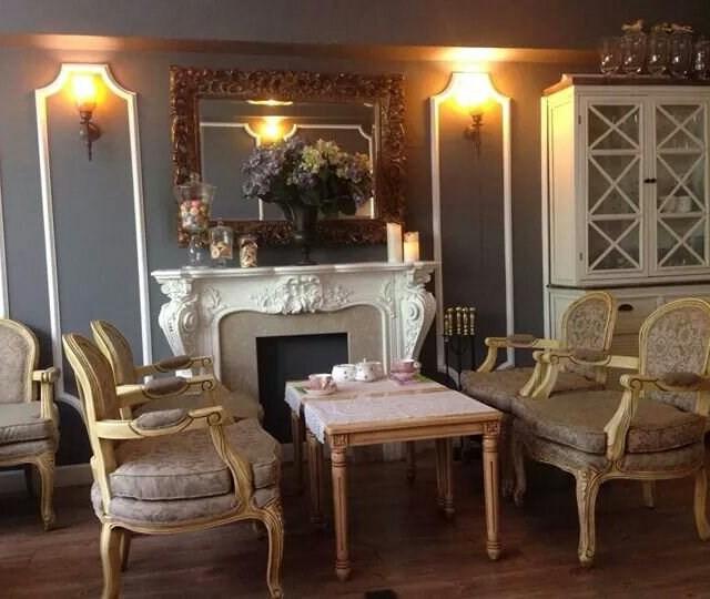 รูปภาพ - The Tea Room by Antique - Coffee Shop - Central - ฮ่องกง
