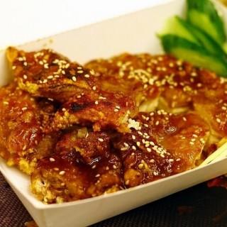 dari 食香客雞會站 雞排茶飲專賣 (中西區) di 中西區 |Tainan