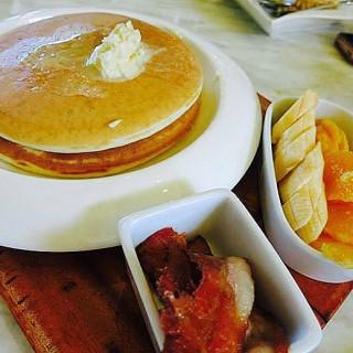 Pancake set -  dari B&P (Mandaluyong) di Mandaluyong |Metro Manila