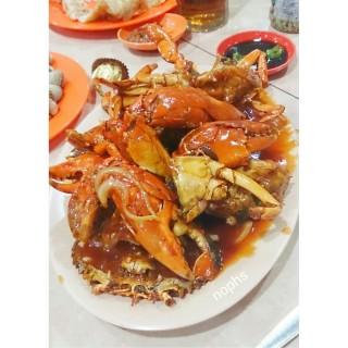 kepiting jantan asam manis  - Kelapa Gading's Seafood Wiro Sableng 212 (Kelapa Gading)|Jakarta