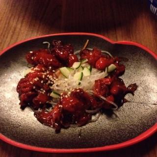 Seasoned Baby Octopus -  Telok Blangah / Washokudokoro Waraku Japanese Casual Dining (Telok Blangah)|Singapore