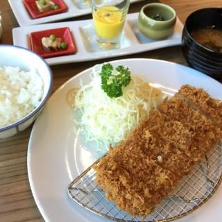 Kurobuta Tonkatsu - 位于ลุมพินี的Maisen (ไมเซ็น) (ลุมพินี) | 曼谷