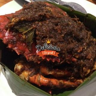 kepiting asap - Pluit's Seafood Tradizionale (Pluit)|Jakarta