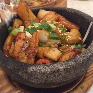 XO醬石鍋煎腸粉 - 位於佐敦的譽宴 (佐敦) | 香港