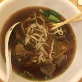 Beef Noodle Soup - 位于小印度實龍崗路的來來紅燒牛肉面 (小印度實龍崗路) | 新加坡
