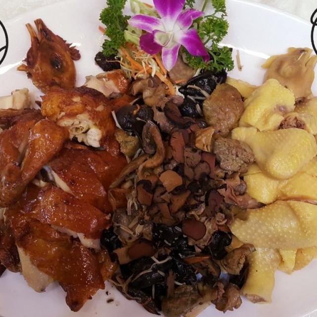 黑松露鳳凰報喜 - Prince Edward's Golden United Restaurant|Stir-Fry - Hong Kong
