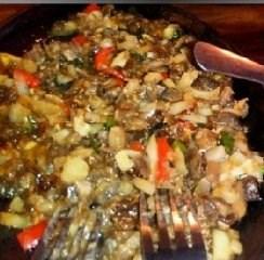 Pork Sisig -  dari Tonyo's Bar & Restaurant (Lahug) di Lahug |Cebu