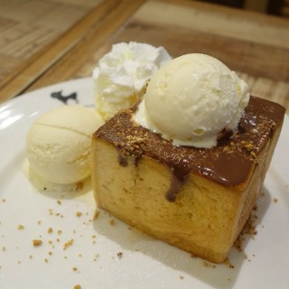 honey toast - Pathum Wan's After You (อาฟเตอร์ ยู) (Pathum Wan)|Bangkok
