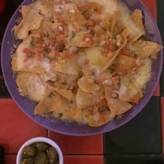 Nachos - 位於Buona Vista的Cha Cha Cha Mexican Restaurant (Buona Vista) | 新加坡