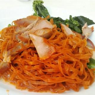 Tomato wanton noodle -  Telok Blangah / 黄记云吞面 (Telok Blangah)|Singapore