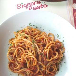 Spaghetti Bolognese -  dari Signora Pasta (Bintaro) di Bintaro  Jakarta