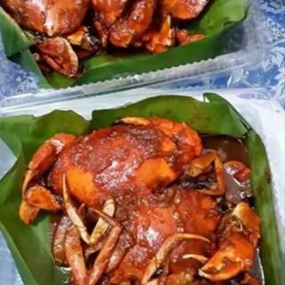 Kepiting saos tiram - Mayjen Sungkono's Radja Seafood (Mayjen Sungkono)|Surabaya
