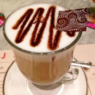 cafe mocha -  dari JJ Royal Bistro (Senayan) di Senayan |Jakarta