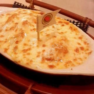 Salmon Baked Rice - 位於Thamrin的Zenbu Restaurant House of Mozaru (Thamrin) | 雅加達