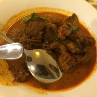 Mutton Curry -  Dhoby Ghaut / Classic Lao Di Fang Vegetarian Restaurant (Dhoby Ghaut)|Singapore
