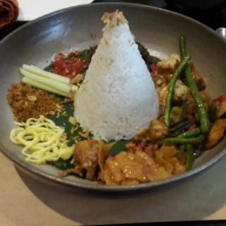 mallacca nasi lemak - 位于Kuningan的Seribu Rasa (Kuningan) | 雅加达