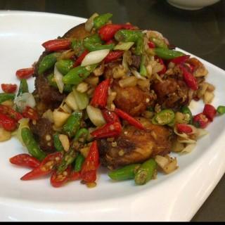 Ayam Goreng Tumis Cabe Merah Ijo -  dari May Star Restaurant (Pluit) di Pluit |Jakarta
