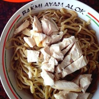 Bakmi Ayam Dada -  dari Bakmi Ayam Alok (Green Ville) di Green Ville  Jakarta