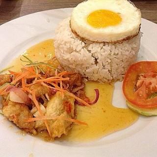 Thai style chicken rice - 位于Cheras(蕉賴)的Orchid Bistro (Cheras(蕉賴)) | 雪隆区