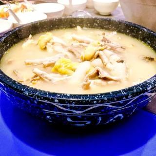 胡椒豬肚滑雞湯 - 位於觀塘的金禾田餐廳 (觀塘) | 香港