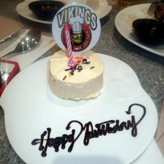 cake - Ortigas's Vikings A Feast From The Sea (Ortigas)|Metro Manila