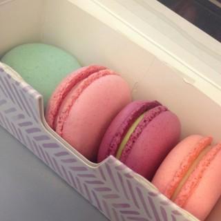 macarons - 位于ปทุมวัน的Dessert Warehouse (ปทุมวัน) | 曼谷