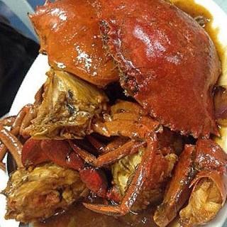 Butter Garlic Crabs - Libis's Dampa sa Libis Restaurant (Libis)|Metro Manila